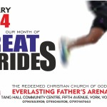 January 2014 - Our Month of Great Strides