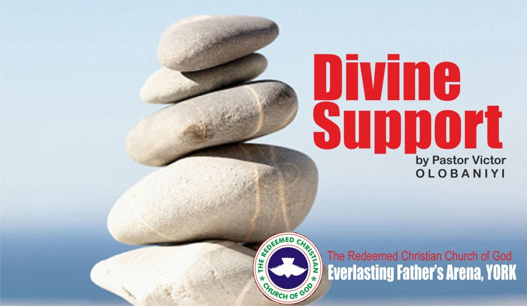Divine Support, by Pastor Victor Olobaniyi