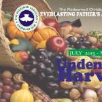 July 2015 Theme - Undeniable Harvest