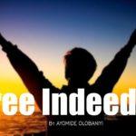 Free Indeed!, by Ayomide Olobaniyi