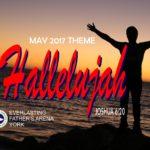 RCCG EFA York May 2017 Theme - Hallelujah (Joshua 6:20)