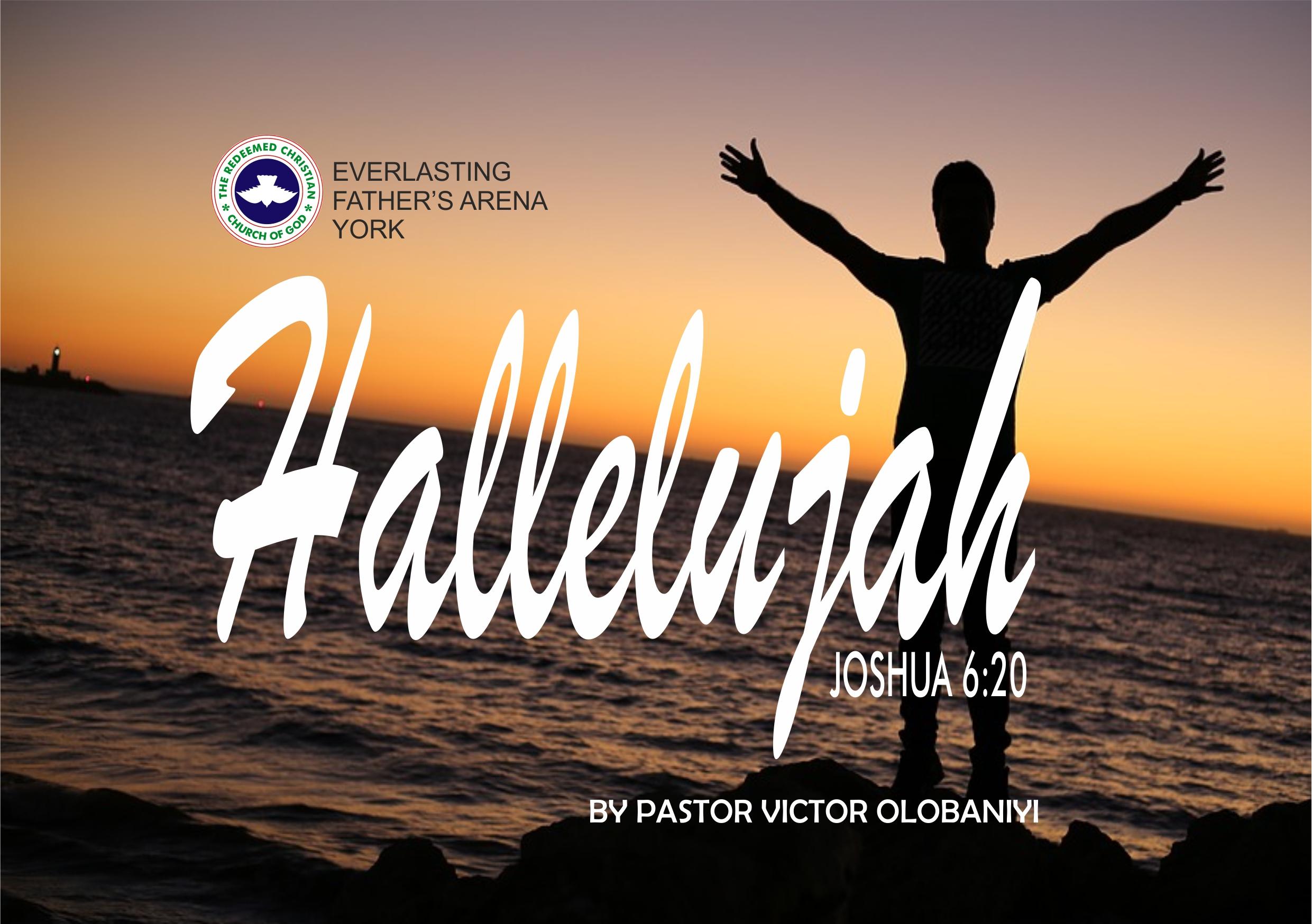 Hallelujah!, by Pastor Victor Olobaniyi