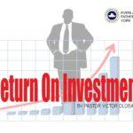 Return on Investment, by Pastor Victor Olobaniyi