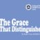 The Grace That Distinguishes, by Pastor Victor Olobaniyi