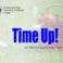 Time Up! by Pastor Akinkunmi Thomas