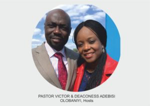 Pastor Victor and Deaconess Adebisi Olobaniyi